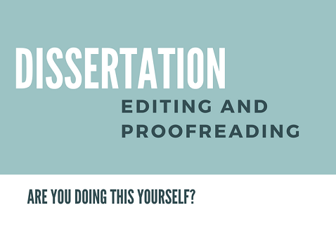 editing proofreading dissertations Phd scholars our dissertation editors provide the highest standard of editing  available, guaranteed  dissertation editing & proofreading when we're done, .