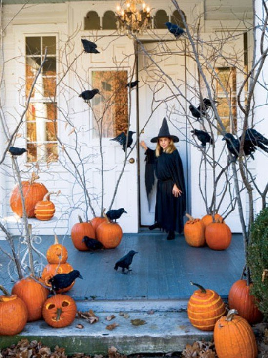 The best diy halloween decorations ravens for halloween solutioingenieria Choice Image