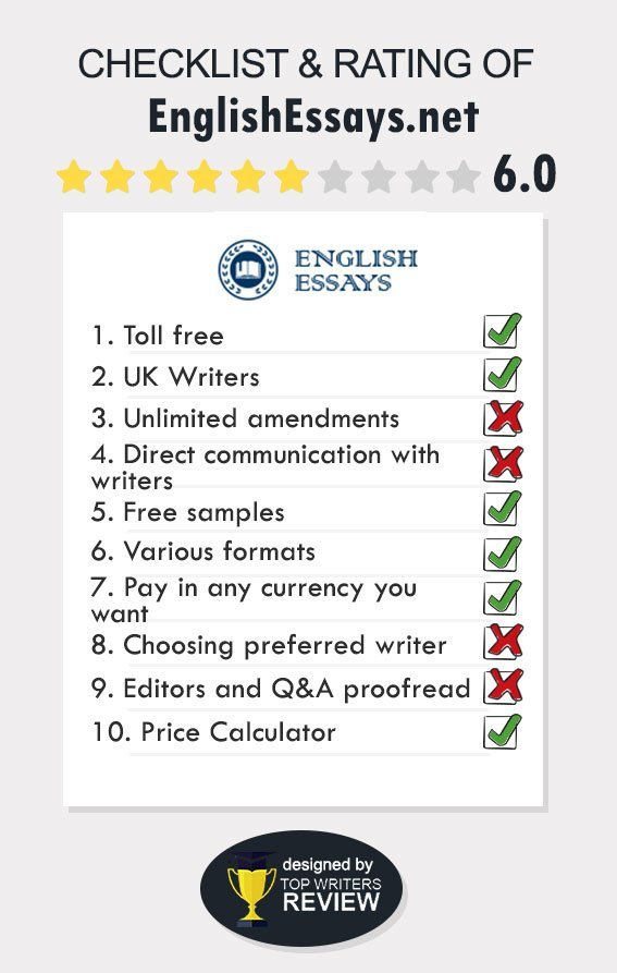 englishessays review