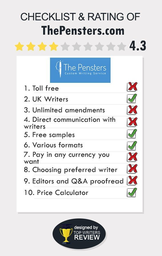 ThePensters Review by TopWritersReview